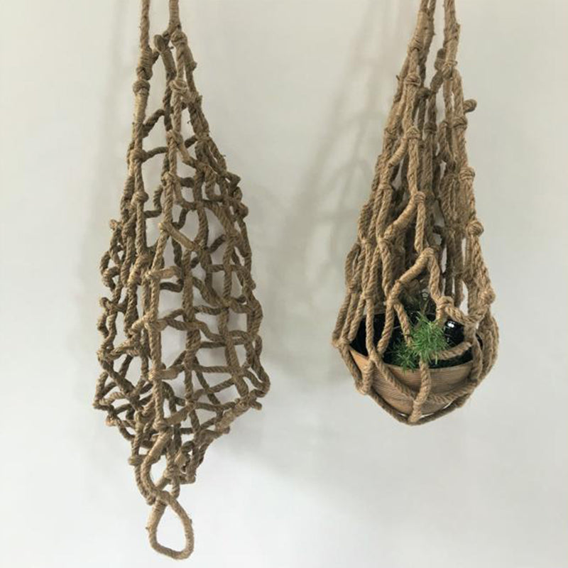Jute Rope Basket by Carnival Homewares - Available At Berry Jam Sweet Living