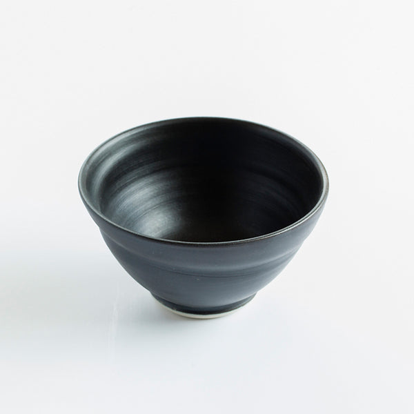 Ceramic Round Bowl Black by Ana Jensen Ceramics - Available At Berry Jam Sweet Living