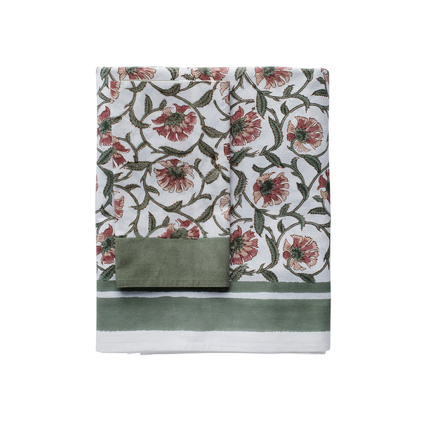 Fleur Tablecloth by L&M Home - Available At Berry Jam Sweet Living