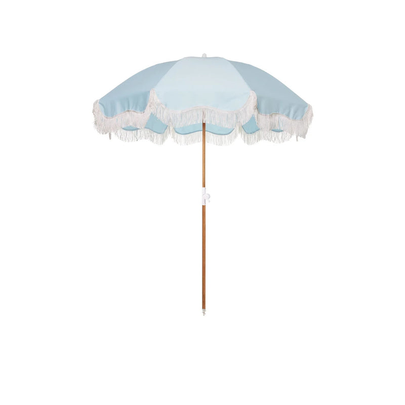 Holiday Umbrella Santorini Blue