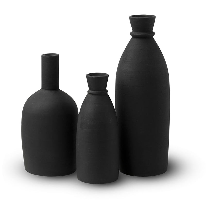 Kiln Trio Vase Medium by L&M Home - Available At Berry Jam Sweet Living