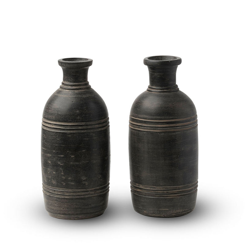 Kiln Mud Vessel by L&M Home - Available At Berry Jam Sweet Living
