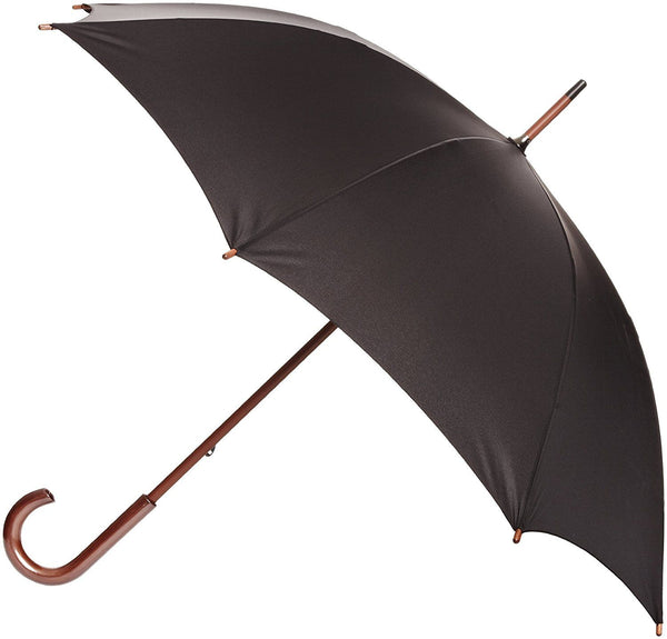 Fulton Kensington-1 Long Umbrella Black