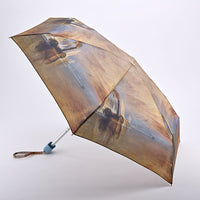 Fulton National Gallery Inspired Mini Compact Umbrella
