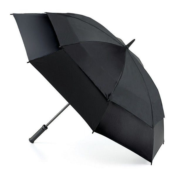 Fulton Storm Shield Mens Walking Length Double Conopy Umbrella