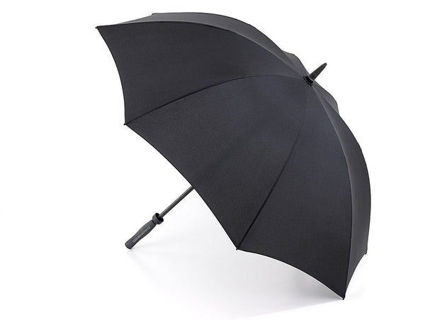 Fulton Technoflex Mens Walking Length Umbrella Black