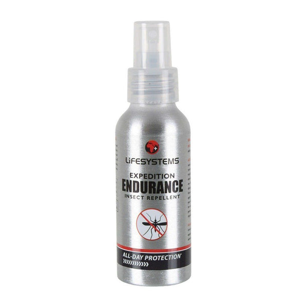 Lifesystems Expedition Endurance DEET Insect Repellent 100ml Pump-Spray