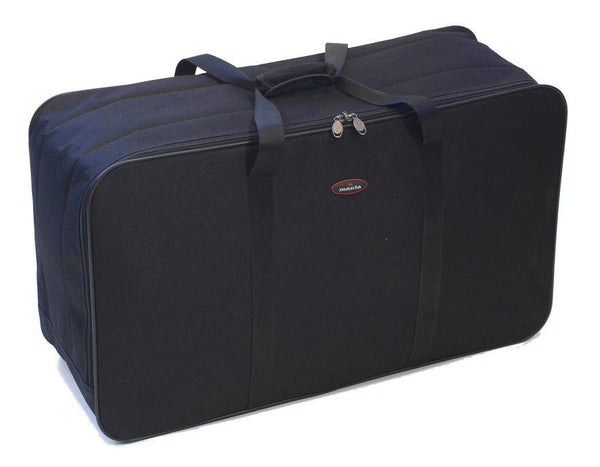 Manta Jumbo 110L Cargo Bag Black