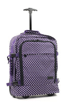 Members Essential On-Board Backpack on Wheels Ryan Air Easy Jet Size 55 x 40 x 20cm