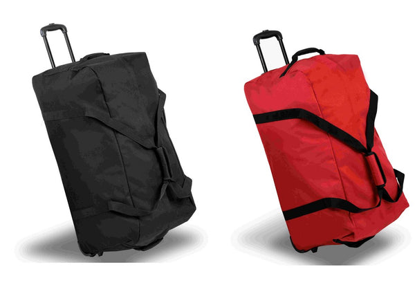 Members Holdall on Wheels / Rolling Duffle