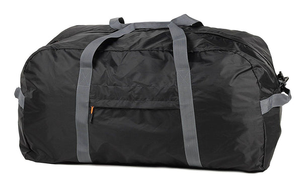 Members Ultra Lite Strong Nylon Foldaway Backpack Holdall Shoulder Travel Bag