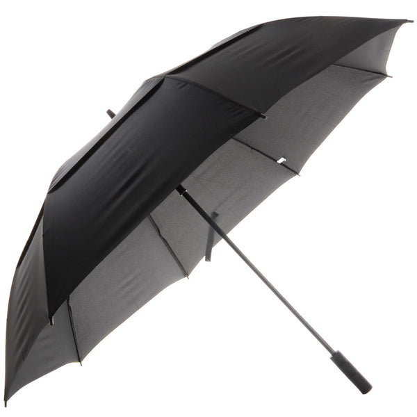 Mens Long Double Canopy Automatic Windproof Umbrella