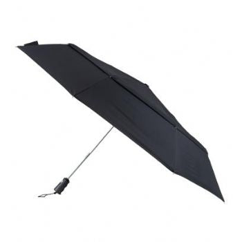 New! Totes Big Top Aluminium Auto Open/Close Double Canopy Umbrella