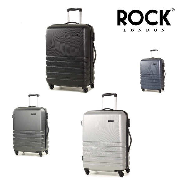 Rock Byron 4 Wheel Hardshell Spinner Luggage Range