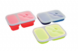 Yellowstone Large Silicone Pack Away Lunch Box