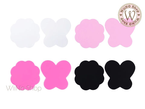 Flower & Butterfly Silicone Color Mixing Palette