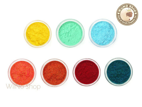 Velvet Flocking Powder Nail Art Decoration - 1 pc (8-14)