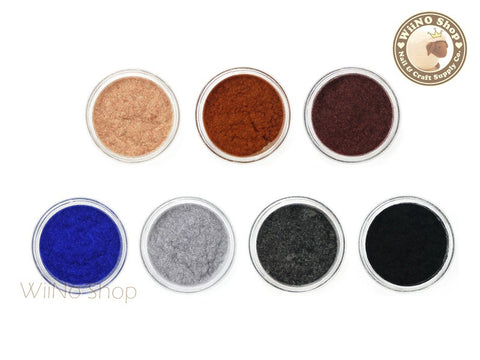 Velvet Flocking Powder Nail Art Decoration - 1 pc (15-21)