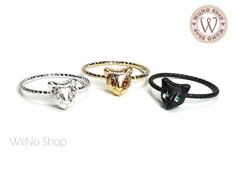 Kitty Cat Ring - 1 pc