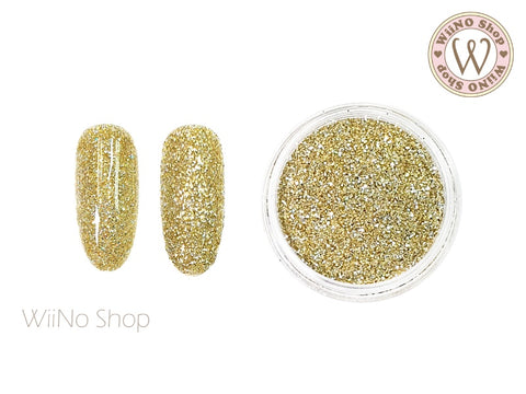 Gold Diamond Shine Glitter Dust (BD02)