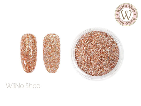 Orange Diamond Shine Glitter Dust (BD05)