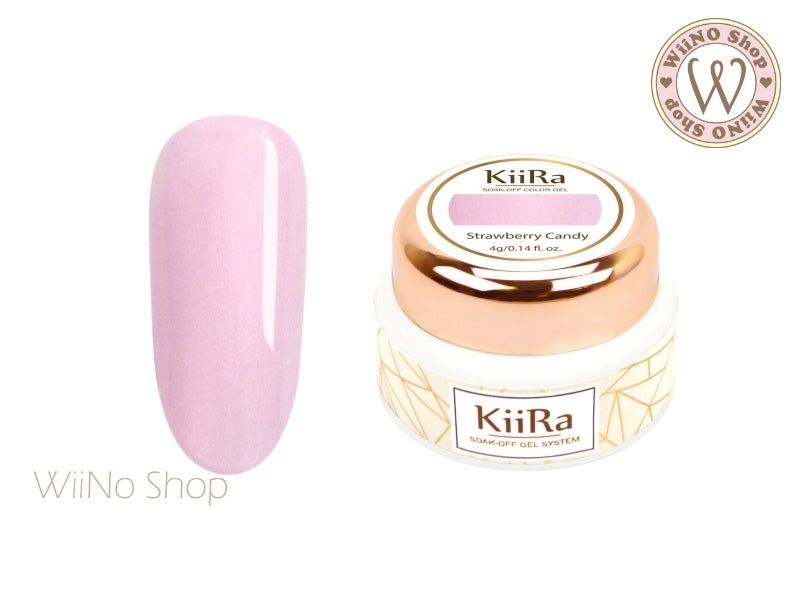 KiiRa Color Gel - Strawberry Candy