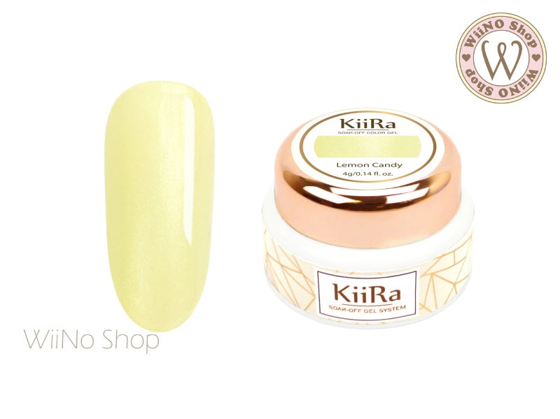 KiiRa Color Gel - Lemon Candy