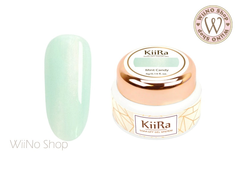 KiiRa Color Gel - Mint Candy