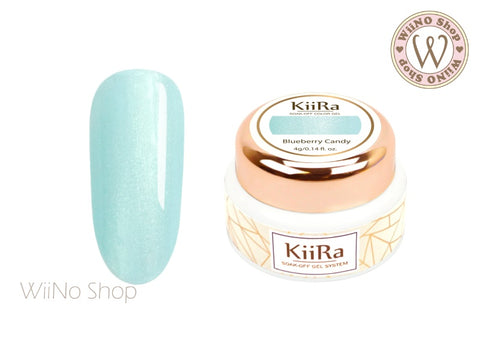 KiiRa Color Gel - Blueberry Candy