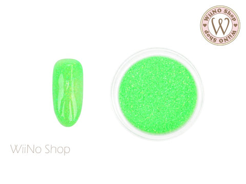 Sparkle Neon Green Glitter Dust (B56)