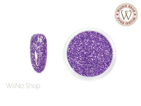 Lavender Purple Glitter Dust (B76)