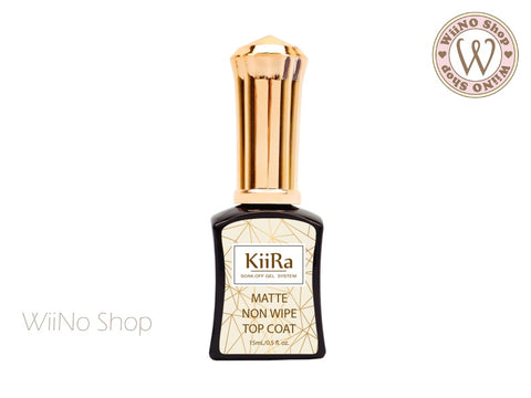 KiiRa Matte Non Wipe Top Coat