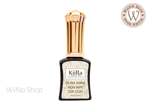 KiiRa Ultra Shine Non Wipe Top Coat