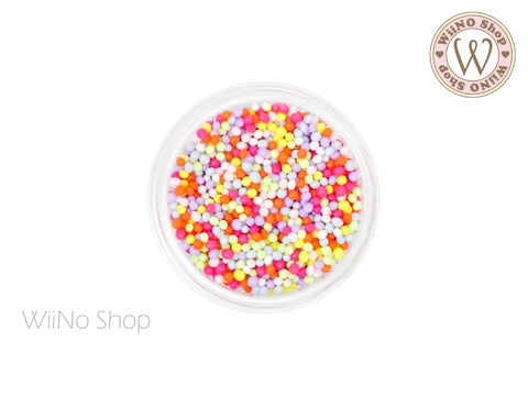 Candy Beads Mixed Color Nail Art Decoration