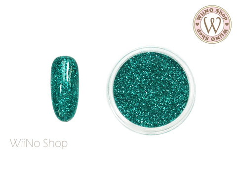 Sea Green Glitter Dust (B72)