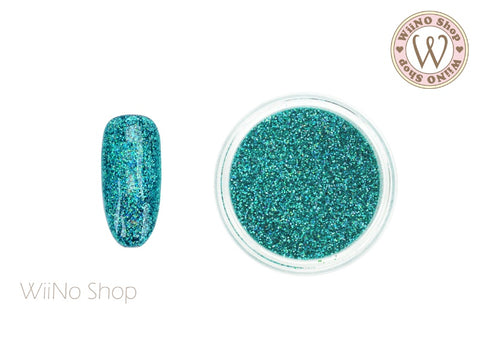 Turquoise Holographic Glitter Dust (BL13)