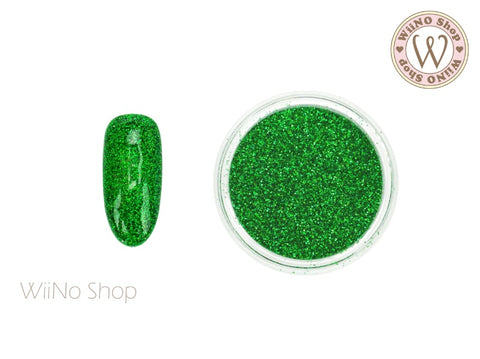 Green Holographic Glitter Dust (BL12)