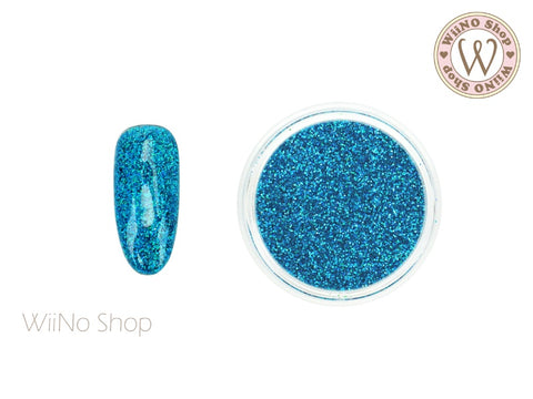 Blue Holographic Glitter Dust (BL14)