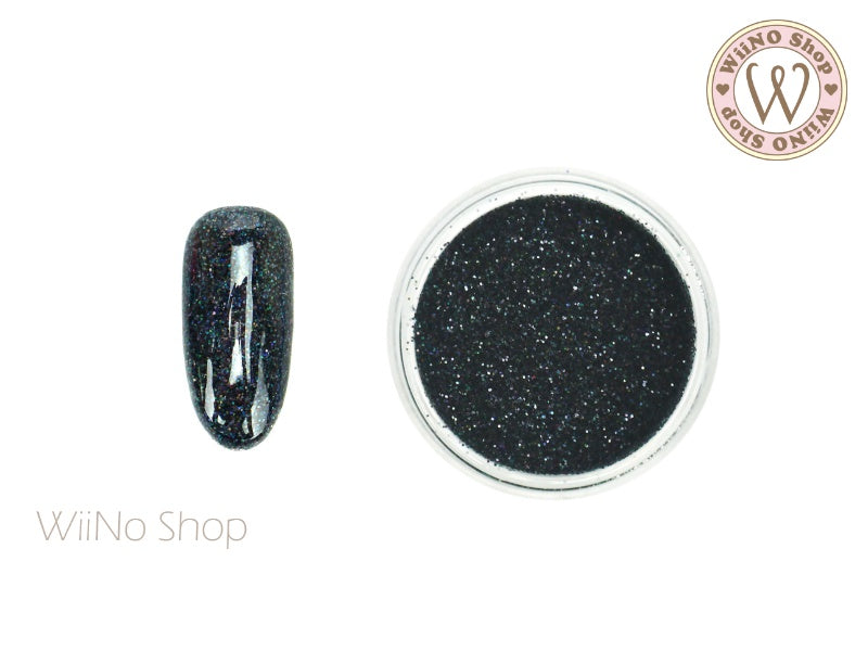 Black Holographic Glitter Dust (BL16)