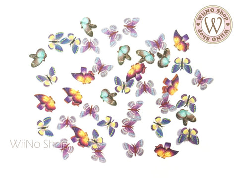 Butterfly Nail Art Sequin Decoration (B04)