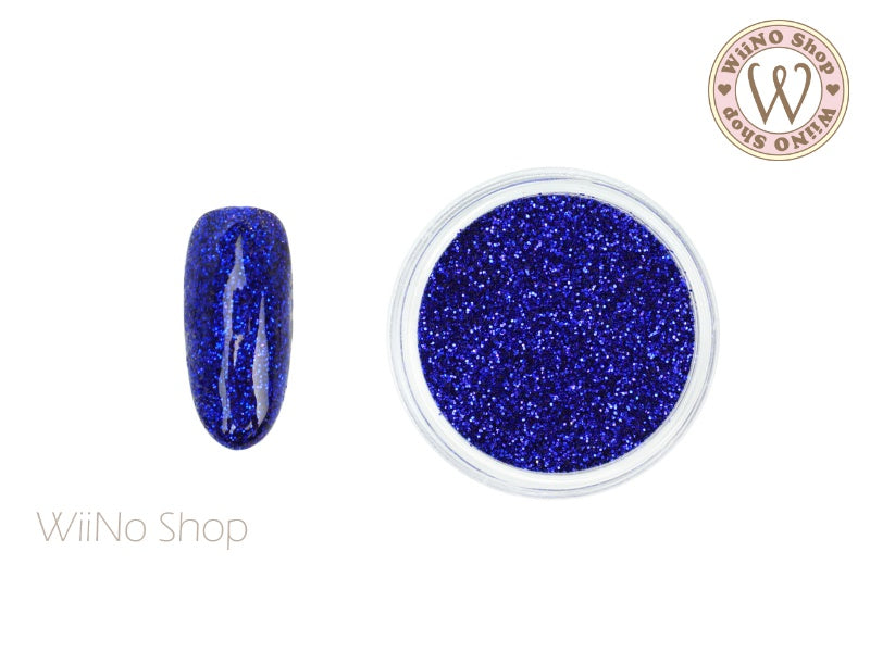 Royal Blue Glitter Dust (B49)