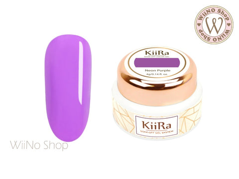 KiiRa Color Gel - Neon Purple