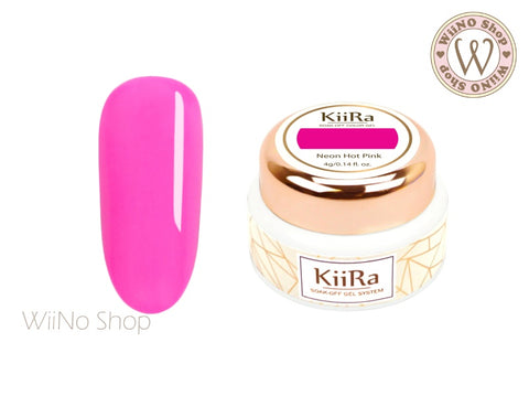 KiiRa Color Gel - Neon Hot Pink