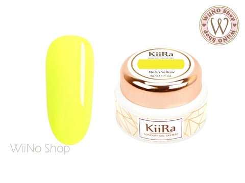 KiiRa Color Gel - Neon Yellow