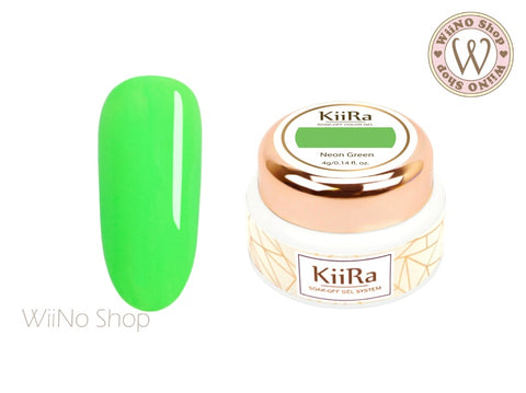 KiiRa Color Gel - Neon Green