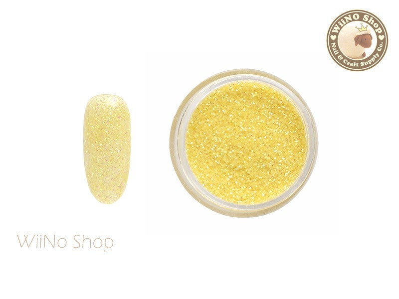 Yellow Glitter Dust (B24)