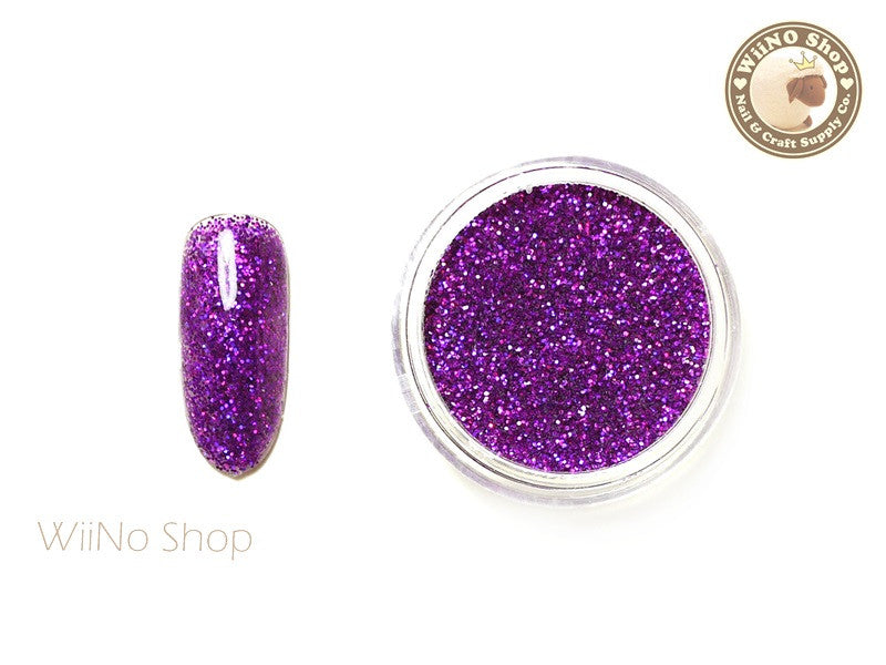 Purple Holographic Glitter Dust (BL05)