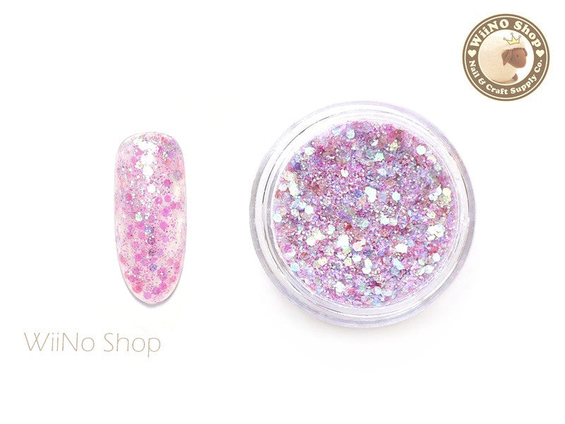 Harmonie Margarita Mixed Glitter (CT03)