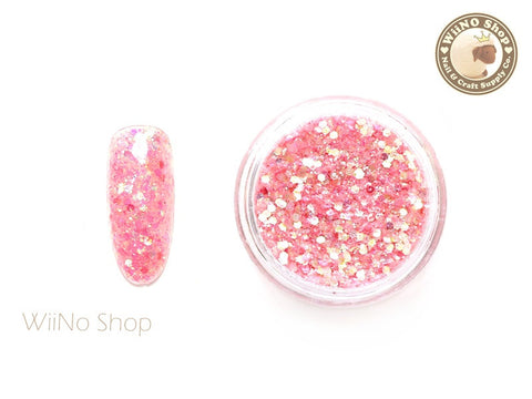 Pink Lemonade Mixed Glitter (CT02)