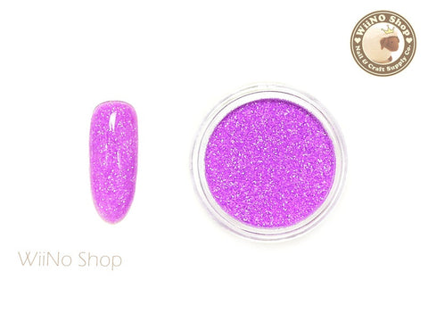 Neon Purple Glitter Dust (BN01)